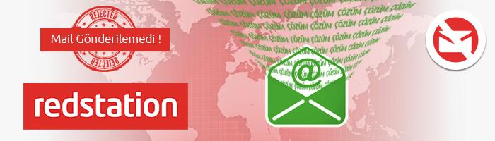 Redstation Mail Sorunu Çözümü
